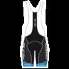 Trägerradhose kurz hinten