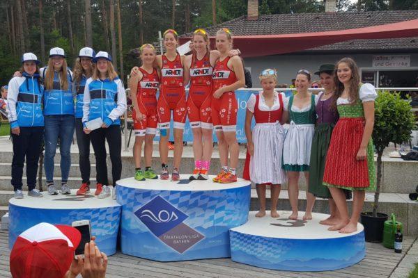 1. Liga Wettkampf 2017 m/w in Weiden