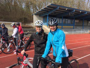 Frauen Triathlon Wochenende des BTV Frauensport