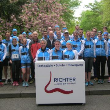 9. Richter Stadtpark-Lauf